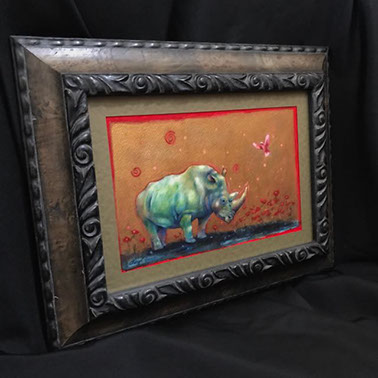 Cheryl Feng S Paintings